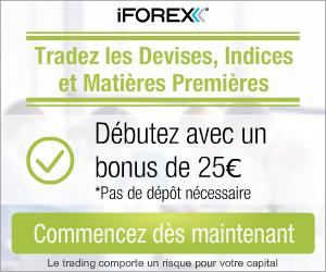 Ouvrir un compte sur iFOREX