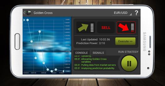 Le trading sur vos Smartphones