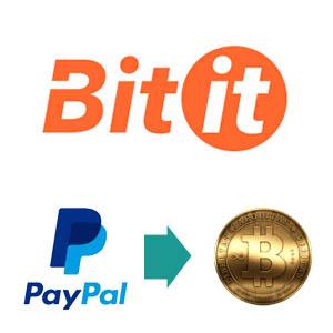 Bitcoin par Paypal