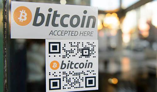 Payer avec des Bitcoin hors internet