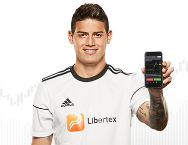 james rodriguez libertex
