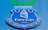eToro devient partenaire d'Everton